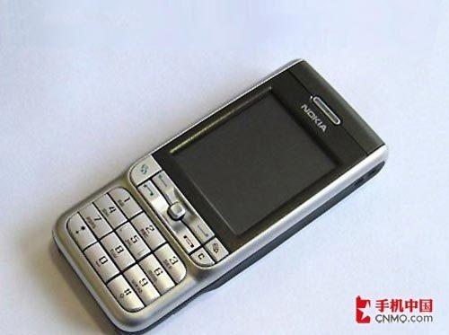 经典S60 2nd智能手机 诺基亚3230仅售300元