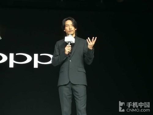 美因苛求 OPPO携张震发布首支品牌TVC
