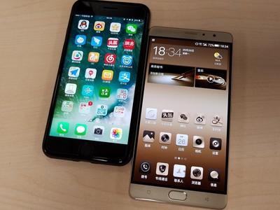 对手很强大 在那方面iPhone 7 Plus真不行