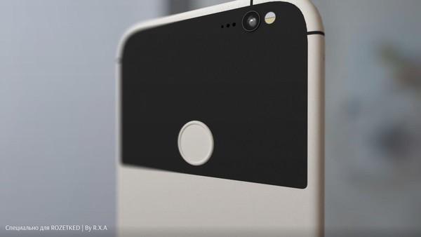 谷歌Pixel/Pixel XL再曝光:采用四色设计第4张图