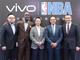 vivo手机联手NBA 双方达成多年战略合作