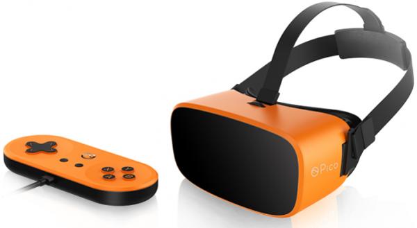 内置骁龙820的一体式VR有什么不同?