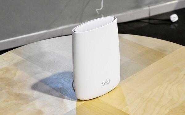 网件orbi路由器来袭 别墅WiFi全覆盖
