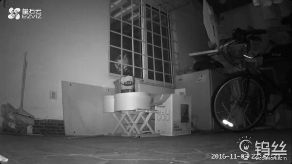 忠实家庭卫士 萤石C6H云台摄像机体验