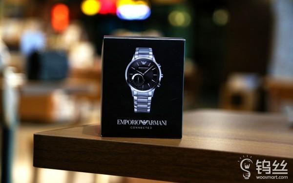 Emporio Armani智能腕表 品味健康同行