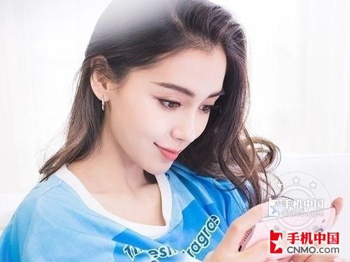 Angelababy新宠 武汉美图M6s分期0元