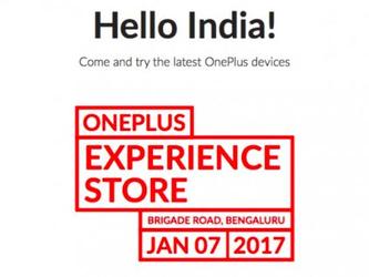 抢占海外 一加手机印度首家体验店将开业