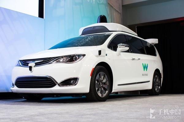 Google在克莱斯勒Pacifica微型车上发布了最新一代自动驾驶系统