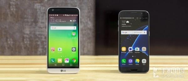 LG G5和三星S7