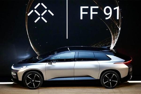 工厂宣布停产 乐视汽车没影了高清图片