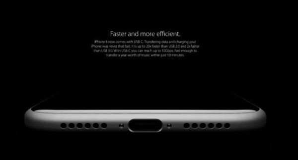 iPhone 8全面屏设计:圆润深邃太美丽