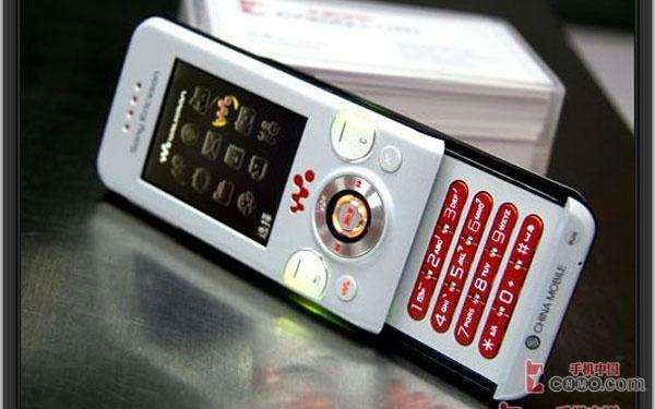 摇头晃脑的Walkman 索尼爱立信W580c美图索爱W580c配备...