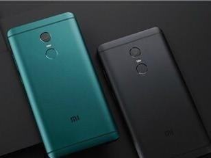 红米Note 4X跑分曝光 还新增了绿色版
