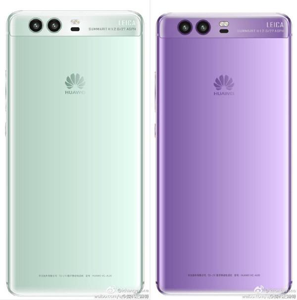 Huawei P10, P10 Plus, P10 Lite