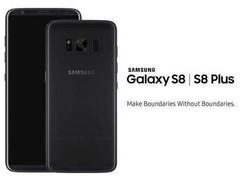 三星S8 Plus配置全曝光 虹膜识别仅4GB?