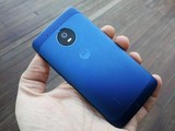 Moto G5蓝色限量版谍照:或称宝石蓝