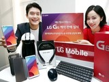 4天预售4万部 LG G6本周韩国抢先开售