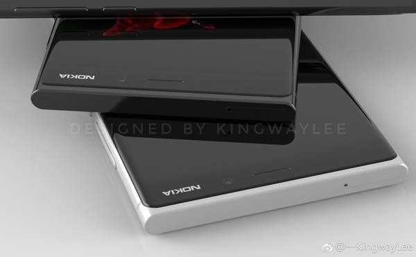 Lumia 920渲染图