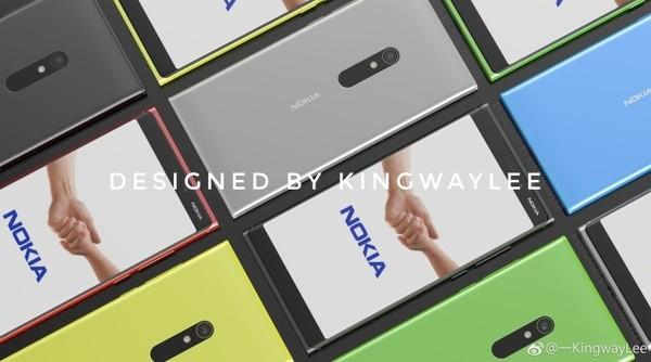 Lumia 920重出江湖?渲染图先过把瘾