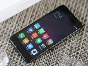 红米4X图赏:超长续航 国民手机新选择