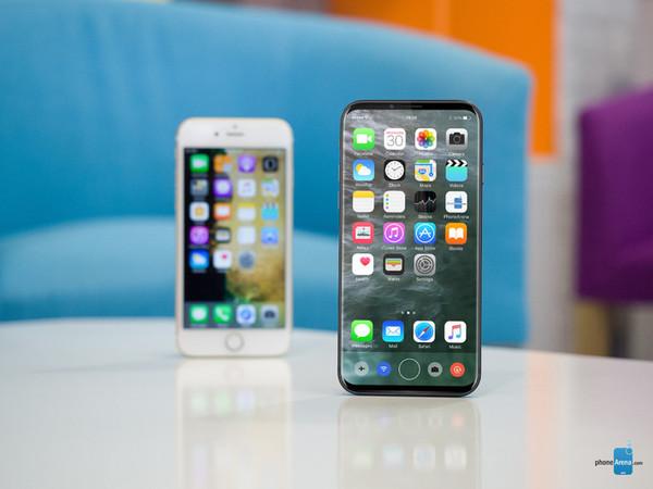 iPhone 8将采用曲面屏 但曲面弧度不高