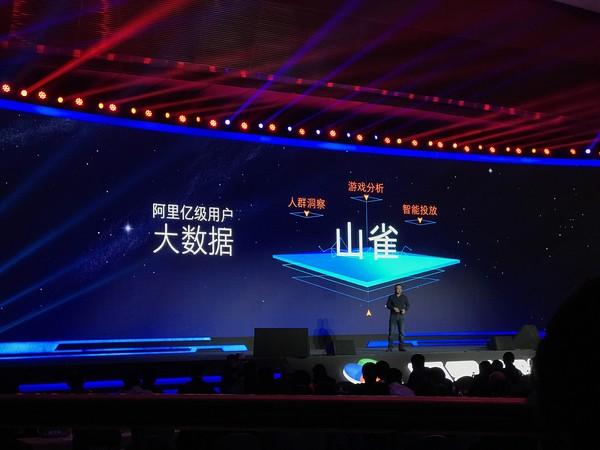 阿里游戏发布2017战略 10亿布局IP生态