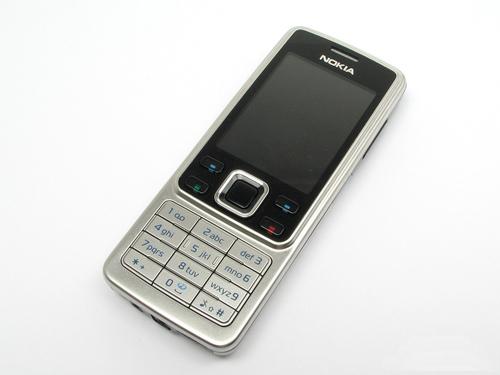 精致小巧超薄手机 诺基亚6300价格270元