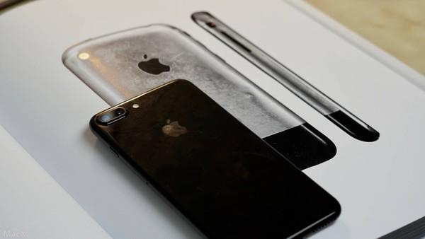 iPhone 8外观确定:将采用水滴形设计