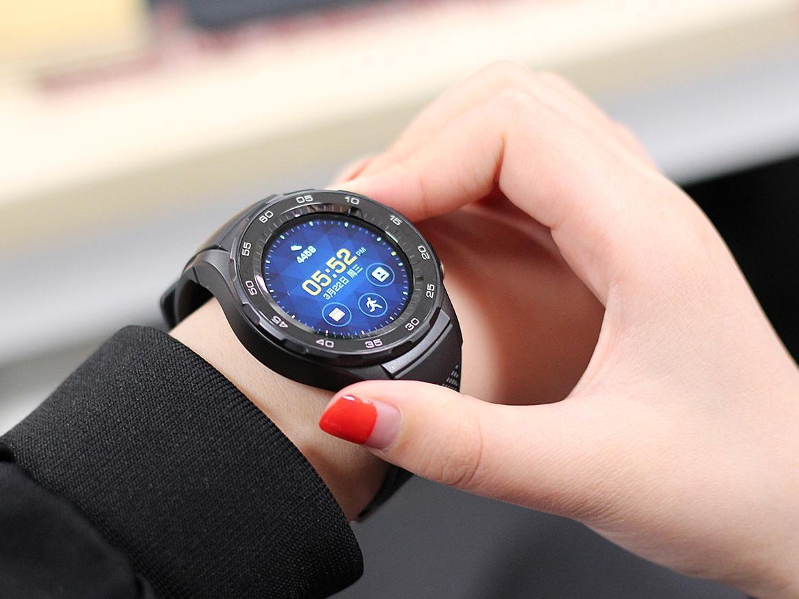 HUAWEI WATCH 2体验 运动手表的新星