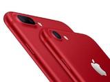 红色iPhone 7受欢迎 京东预约量破31万