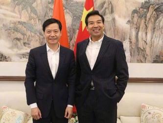 雷军拜会中国驻印度大使 他们谈些什么?