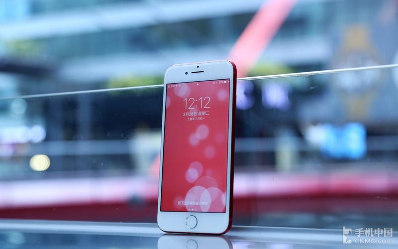 iPhone7红色特别版图赏 臣妾Hold不住啊