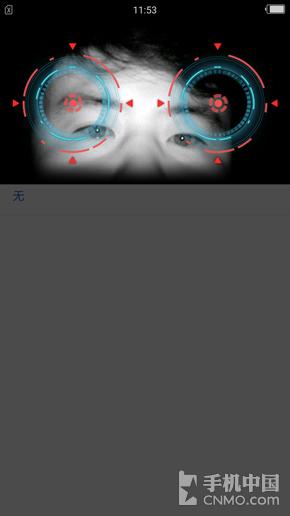 虹膜的应用