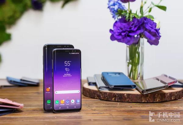 Galaxy S8和Galaxy S8 Plus