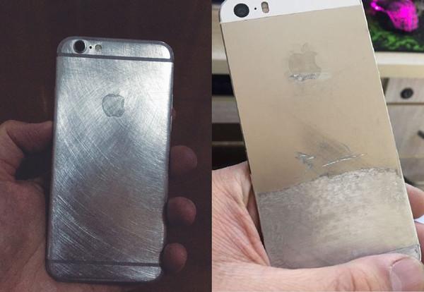 亮黑色算什么 网友自制亮银色iPhone 7