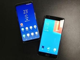 一加手机3T对比三星S8 结果万万没想到