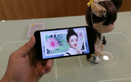 ivvi K5现场体验:这裸眼3D效果很惊艳