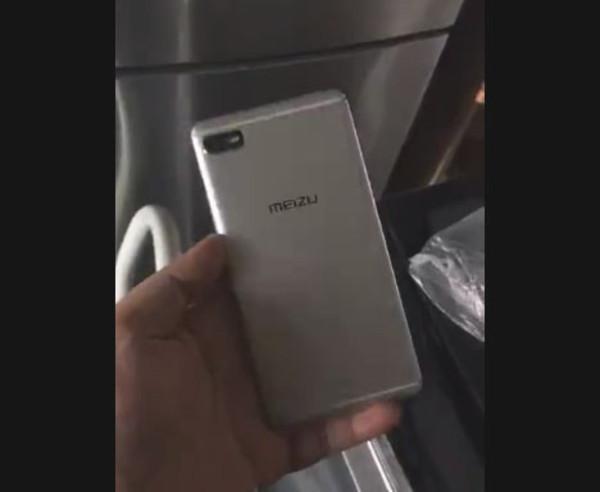 魅蓝E2视频
