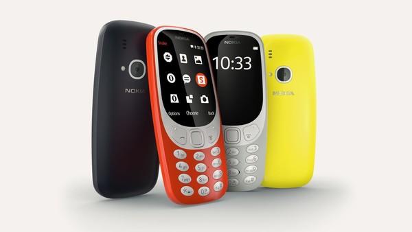 新诺基亚3310