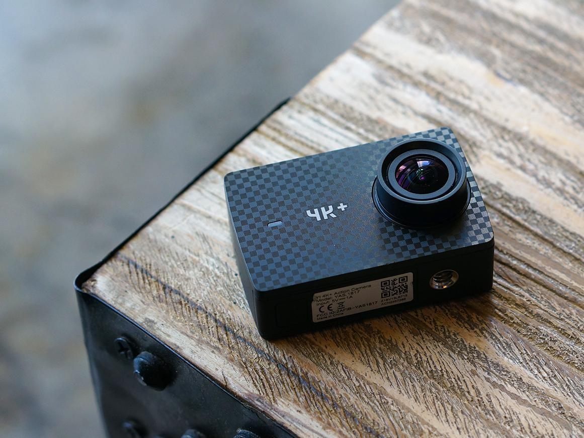 小蚁4k+运动相机:它或是市面上最强的