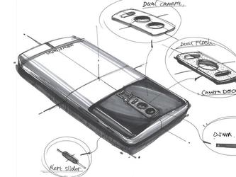 一加手机5设计手稿曝光 惊现前后四镜头