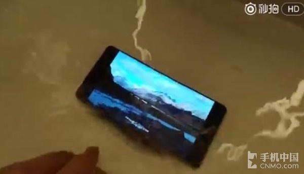 努比亚Z17真机视频
