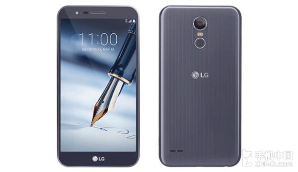 LG Stylo 3 Plus发布