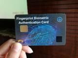 PB指纹信用卡亮相 下月力推活体指纹