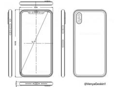 iPhone 8设计草图曝光 5.7英寸圆角屏幕