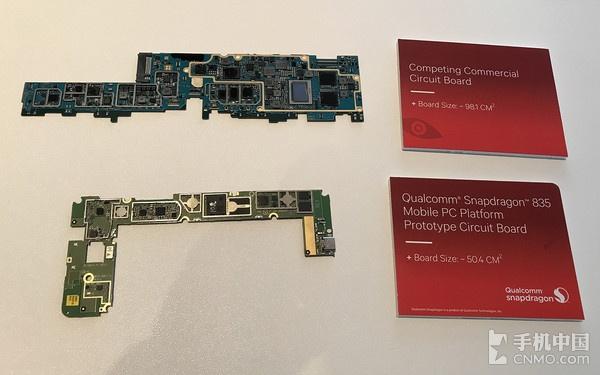 骁龙835移动平台产品主板(下)