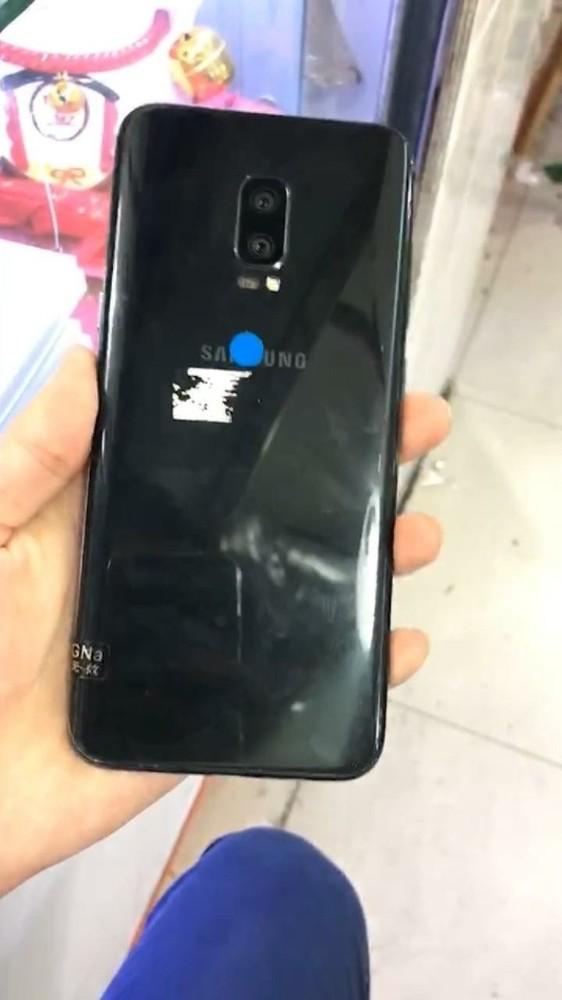 Galaxy Note 8 Back Image Leak