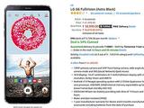 LG G6在印度大跳水 降幅超过1300元