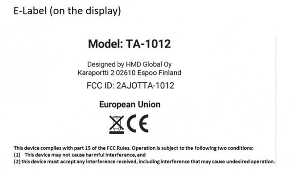 诺基亚9将标配6GB