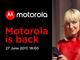 Moto Z2定于6月27日发布 邀请函曝光